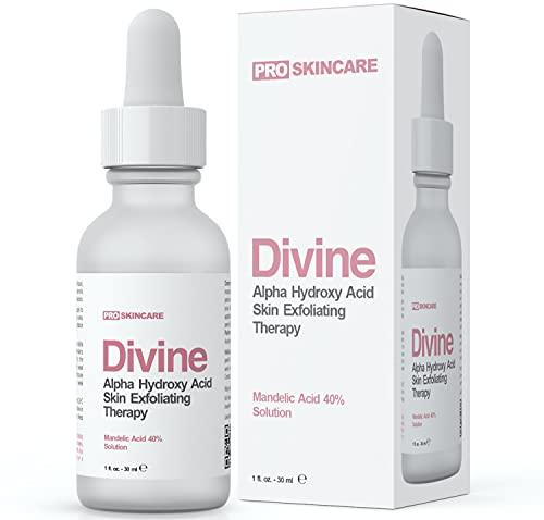 Mandelic Acid Peel 40% Chemical Peel For Rosacea, Cystic Acne,...