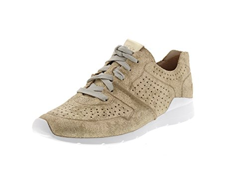 Ugg TYE Stardust Sneaker Gold Damen, Gold, 41 EU