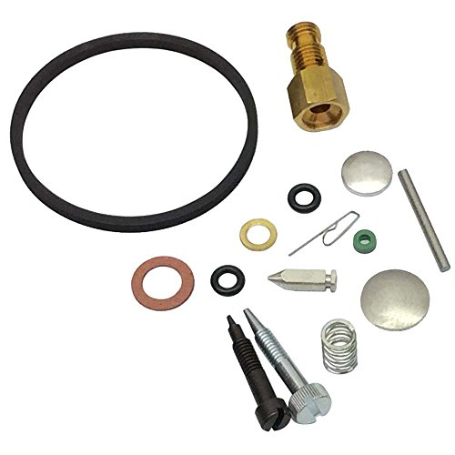 TEW Inc. Carburetor Repair Kit For Tecumseh 632347 632622 Fits many HM80-HM100 Engines Fits HH100 OHM120