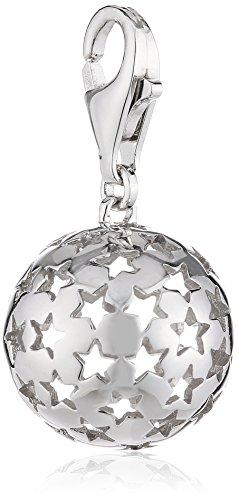 Esprit Damen-Charm 925 Sterling Silber Galaxy ESCH91455A000