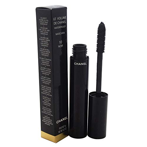Chanel le Volume de Mascara WP 10 - schwarz - Damen, 1er Pack (1 x 1 Stück)