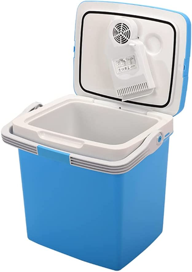ZOKOP Mini Fridge 26 Liter Baltimore Mall Now free shipping Portable Personal Cooler and Warmer