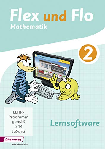 Flex und Flo - Ausgabe 2014: Lernsoftware 2: Lernsoftware - Ausgabe 2014