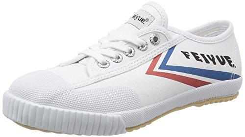 FEIYUE Womens Classic Shoes (6) White