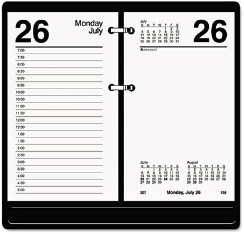At-A-Glance(R) Recycled Desk Desk Desk Calendar Refill, With Tabs, 3 1 2in. x 6in. by At-a-Glance B018ORGEYQ | Sehr gelobt und vom Publikum der Verbraucher geschätzt  e8c753