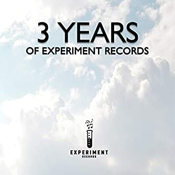 3 Years Of Experiment Records