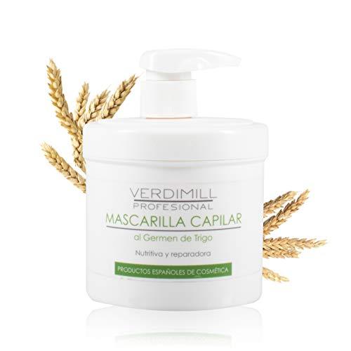 Verdimill Mascarilla Capilar Nutritiva y Reparadora (500ml)