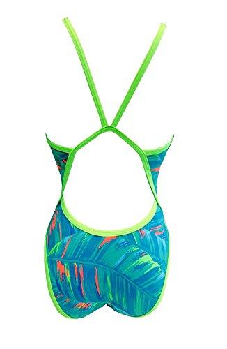 Turbo Power Banano Bragas de Bikini, Vertec, Medium para Mujer