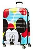American Tourister - Disney Wavebreaker - Spinner, <span class='highlight'>77</span> <span class='highlight'>cm</span>, 96 L, Mickey Close-Up