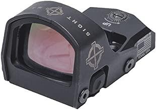 Sightmark SM26043 Mini Shot M-Spec FMS Red Reflex Sight, Black