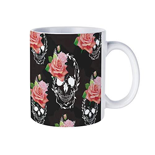 """Taza de cerámica de color morado con diseño de galaxia y texto en inglés """"White Cup"""", 11 onzas, regalo personalizado para marido, papá, mamá, abuelo, abuela, cerámica, Corte F27, 330ml"""