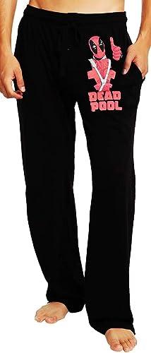 Deadpool Thumbs Up Men's Lounge Pants  Large