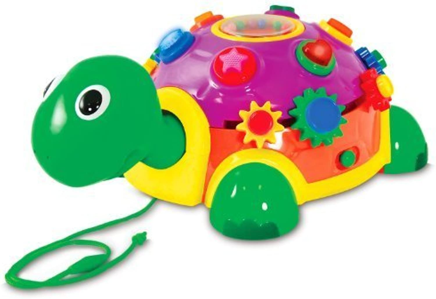 The Learning Journey 199466 Funtime Activity Turtle by Learning Journey