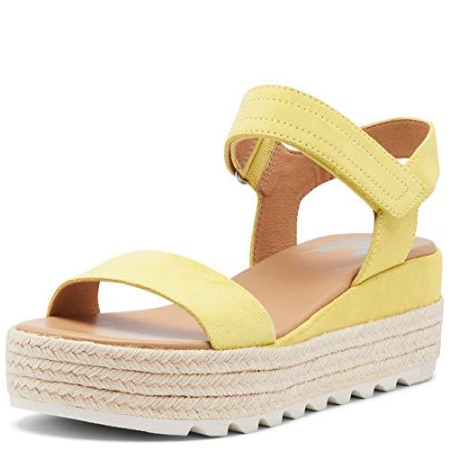 Sorel Women's Cameron Flatform Sandal - Sunnyside - Size 9