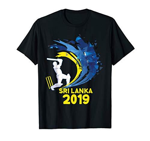 Cricket Sri Lanka 2019 T-Shirt