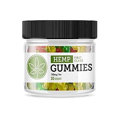 Premium Hemp Oil Gummies by Unified Funding