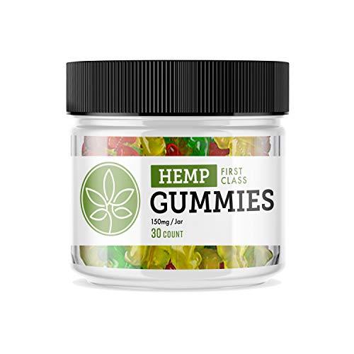 Premium Hemp Oil Gummies