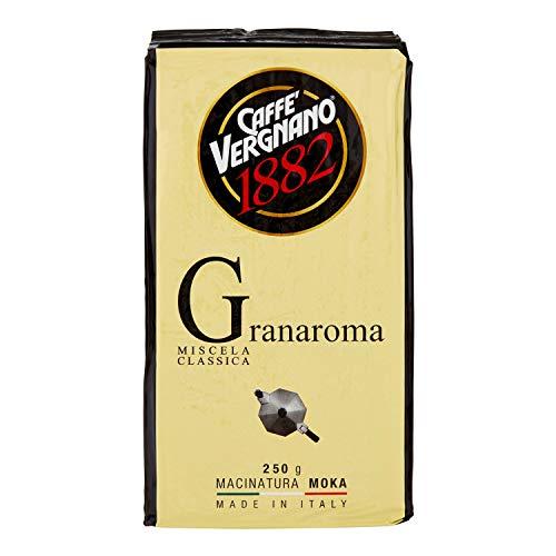 Caffe' Vergnano 1882 Gran Aroma, 250g