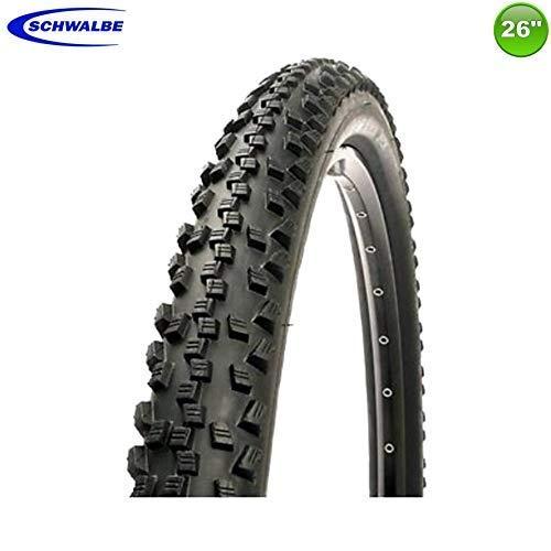 1X Schwalbe Black Jack K-Gard Neumático de la Bicicleta Cubierta Abrigo 26 X 2.10-54-559