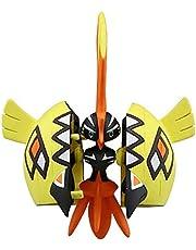 Ltong 10cm Pokemon Tapu Koko Bag Monster Figures Model Collectie Speelgoed Kerstverjaardagscadeau voor kinderen zonder doos