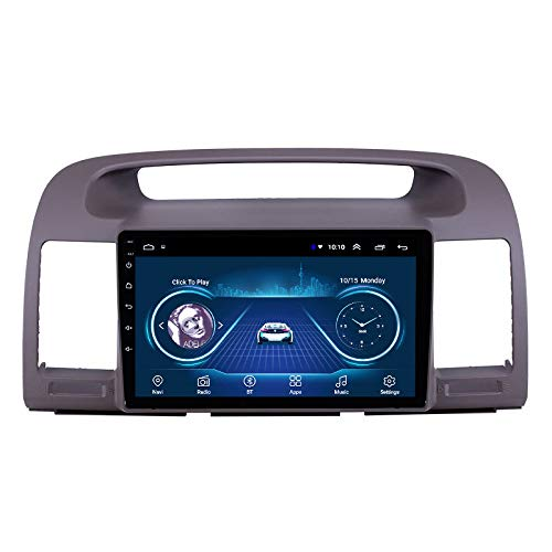 XXRUG Android Auto Stereo Navi Für Toyota Camry 2000-2005 Head Unit GPS Navigationssystem SWC 4G WiFi BT USB AUX Radio