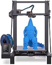 Longer LK5 Pro 3D Printer, 90% Pre-Assembled with Large Build Size 11.8''(L) x11.8''(W) x15.7''(H), Lattice Glass Hot Bed, Silent Motherboard, High-Temperature Teflon Tube, Open Source