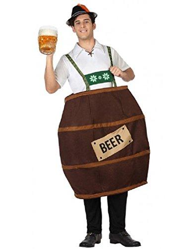 Atosa - 26752 - Disfraz Para Adultos - Barril De Cerveza - T-2