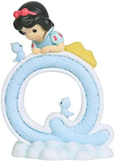 Precious Moments, Disney Showcase Collection, Alphabet Letter Q, Resin Figurine, 114461
