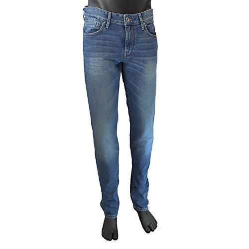 BOSS Orange Uomo Jeans Blu 50260808