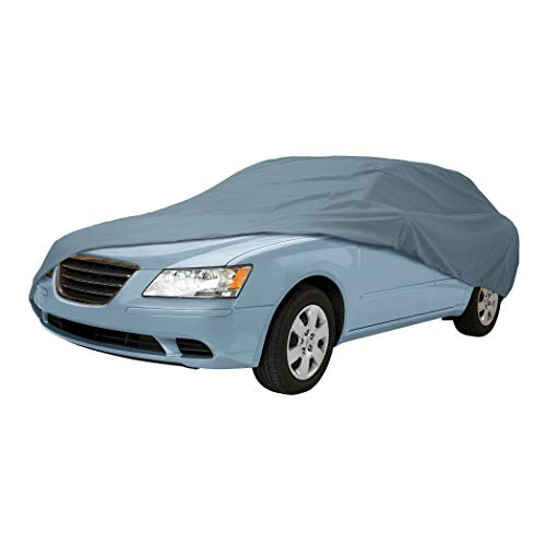 Classic Accessories 10-010-051001-00 OverDrive PolyPro 1 Full Size Sedan Car Cover,Biodiesel