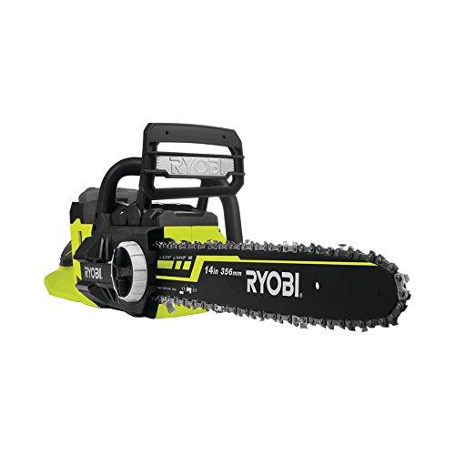 Ryobi 5133002180 Motosega Elettrica Wireless, Guida 35 Cm, 200 W, 36 V