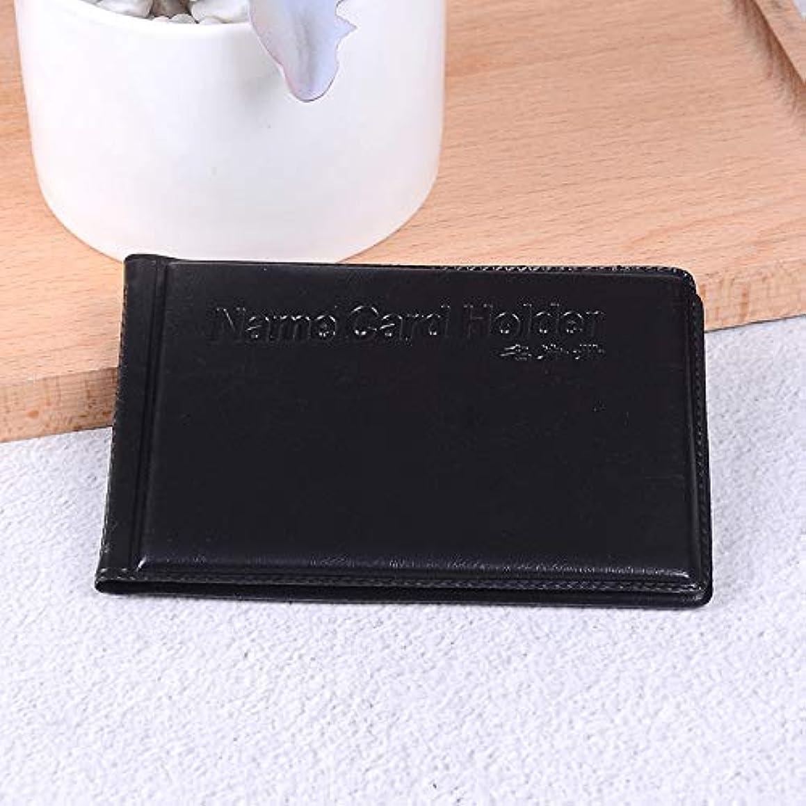 Storage Boxes & Bins - Pu Leather 40 Cards Id Credit Card Holder Book Case Keeper Organizer Passport Business Vintage Bag - Boxes Bins Storage Storage Boxes Bins Leather Jacket Rfid Protec