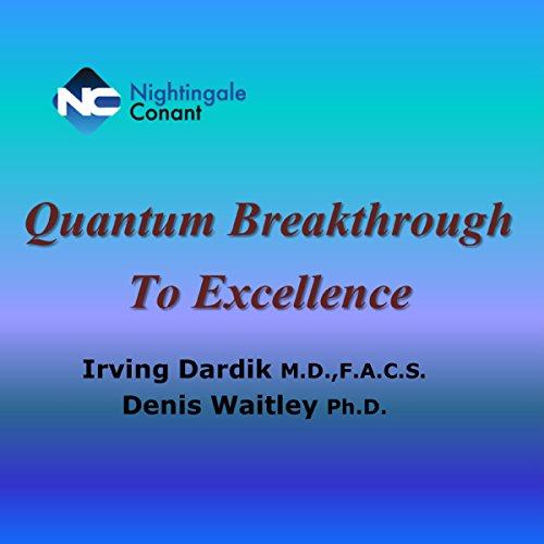 Quantum Breakthrough to Excellence audiobook cover art