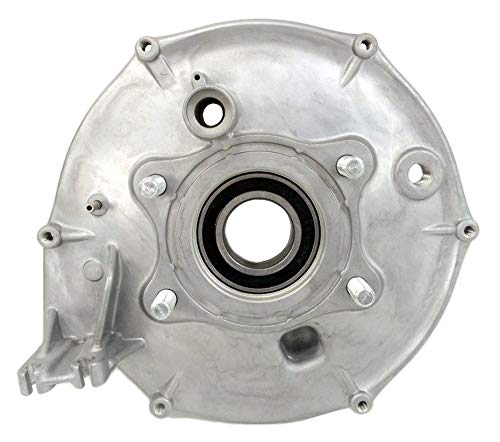 Rear Brake Backing Plate Drum Shoe Mount Compatible with Honda TRX300 Fourtrax 300 43010-HC4-010