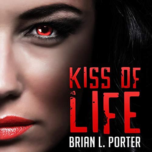 Kiss of Life audiobook cover art