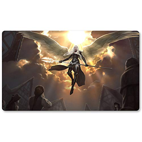 Avacyn, Angel of Hope - Board Game MTG Playmat Table Mat Games Size 60X35 cm Mousepad Play Mat for Yugioh Magic The Gathering