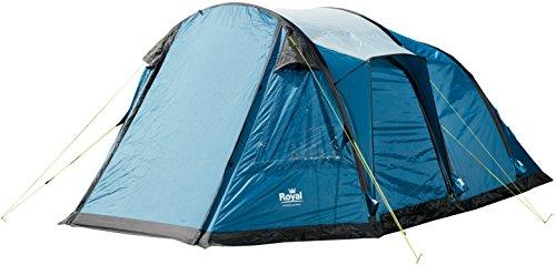 Royal Unisex-Erwachsene Atlanta Air 4 Personen Zelt, blau, Nicht zutreffend