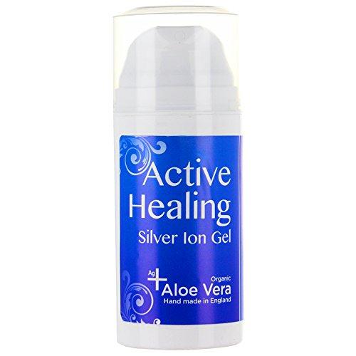 SilverCleanse Health & Beauty Gel pour argent colloïdal 100 ml