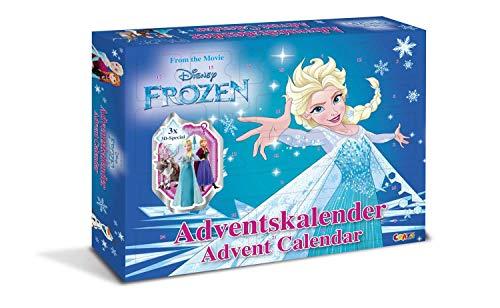 Craze 13885 - Adventskalender Disney Frozen