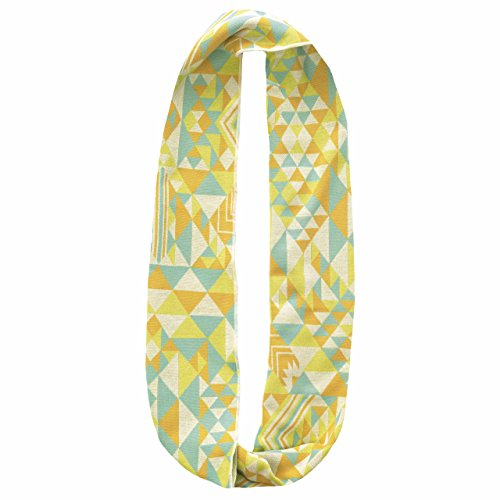Buff 431061.00 Foulard Multifonction Jacquard Infinity, 111704.538.10.00 Taille Unique Tribe Multi