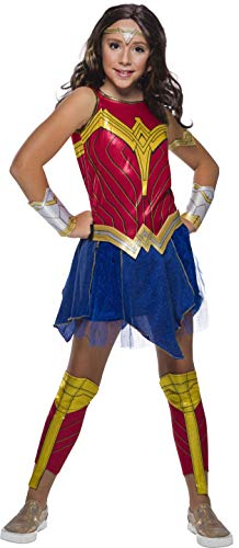 (22% OFF) Rubie's Girl's DC Comics WW84 Deluxe Wonder Woman Costume Set $21.60 Deal