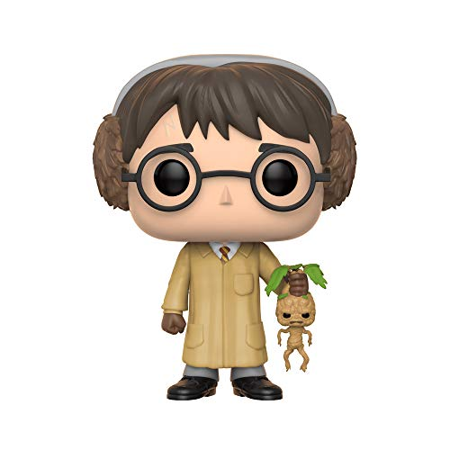 Funko Pop! Harry Potter: Harry Potter en clase de herbología
