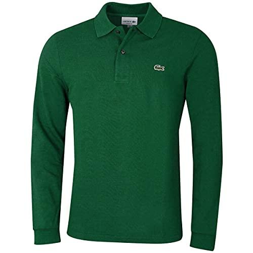 Lacoste Herren Poloshirt, Grün, L (Herstellergröße: 5)