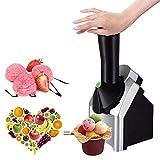 FZYE Máquina de Helados - Máquina de Helados de Frutas para postres saludables - Máquina de Helados casera para Hacer postres de Frutas congelados