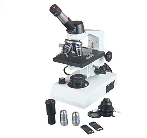Radical Medizinische Biologie Wasserbakterien Semen Sperma Analyse LED Phase Kontrast Mikroskop