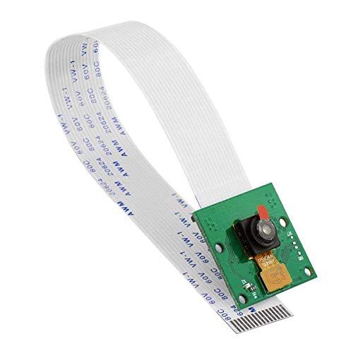 Módulo de cámara Raspberry Pi Megapixel 1920x1080 Video Mini Webcam Sensor compatible con 2B 3B 4B