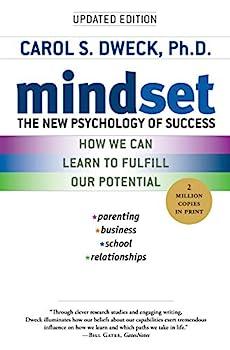 Paperback Mindset: The New Psychology of Success Book