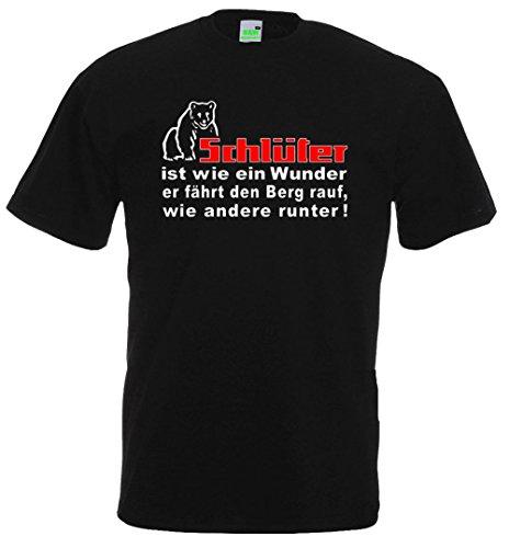 Schlüter Wunder | T-Shirt | schwarz | Größe S