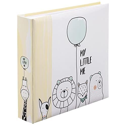 Hama Álbum de Notas My Little Me, 22,5 x 22 cm, 100 páginas, máximo 200 Fotos de 10 x 15 cm, Estándar, Multicolor, 22.5 x 22 cm