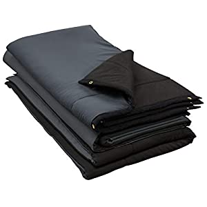Audimute Sound Absorption Sheet Sound - Dampening Blanket - Soundproofing Sheet (Steel)